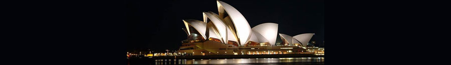 Travel to Sydney Opera House